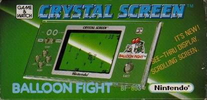 Balloon Fight - Crystal Version