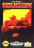 Garry Kitchen's Super Battletank : War in the Gulf