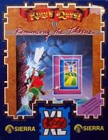 King's Quest II : Romancing The Throne : Kixx XL