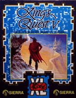 King's Quest V : Absence Makes the Heart Go Yonder : Kixx XL