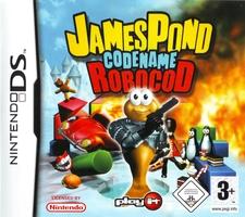 James Pond - Codename : Robocod
