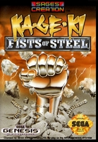 Ka-Ge-Ki : Fists of Steel