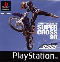 Jeremy McGrath Supercross '98