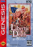 Liberty Or Death : Revolution !