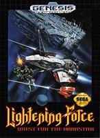 Lightening Force : Quest for the Darkstar