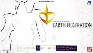 Mobile Suit Gundam MSVS : Earth Federation