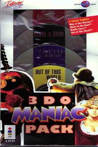 3DO Maniac Pack