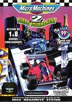 Micro Machines 2 : Turbo Tournament - Version J-Cart