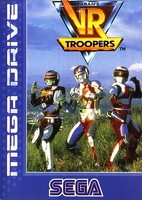Saban's VR Troopers