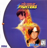 The King of Fighters : Dream Match 1999