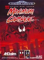 Spider-Man - Venom : Maximum Carnage