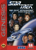 Star Trek : The Next Generation - Echoes From The Past