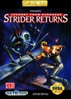 Strider Returns : Journey From Darkness