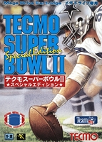 Tecmo : Super Bowl II - Special Edition