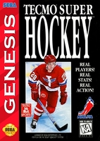 Tecmo : Super Hockey
