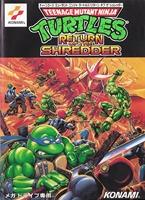Teenage Mutant Ninja Turtles : Return of the Shredder
