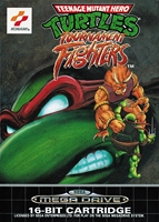 Teenage Mutant Hero Turtles : Tournament Fighters