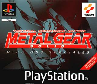 Metal Gear Solid : Missions Speciales