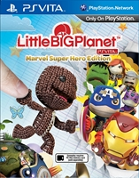 LittleBigPlanet : PS Vita - Marvel Super Hero Edition