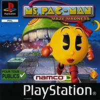 Ms Pac-Man : Maze Madness