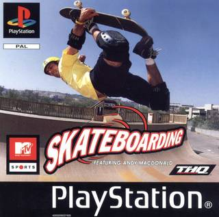 MTV Sports : Skateboarding