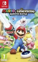 Mario + The Lapins Cretins : Kingdom Battle