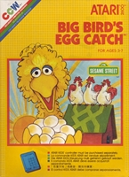 Big Bird's Egg Catch : For Children Ages 3-7