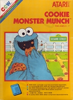 Cookie Monster Munch : For Children Ages 3-7