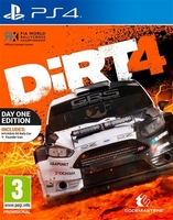 DIRT 4 : Day One Edition
