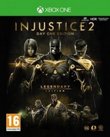 Injustice 2 Legendary :  Edition Day One