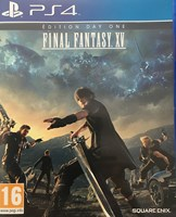 Final Fantasy XV : Edition Day One