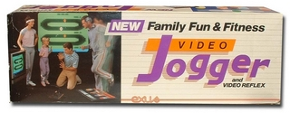 New Family Fun & Fitness : Video Jogger And Video Reflex