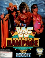 WWF : European Rampage Tour
