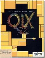 Qix : The ''Computer Virus'' Game