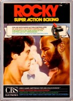Rocky : Super Action Boxing