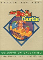Mr.Do !'s Castle