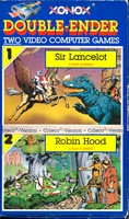 Double-Ender : Sir Lancelot / Robin Hood