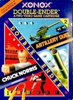Double-Ender : Artillery Duel / Chuck Norris Superkicks