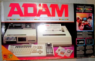 000.Expansion Module #3 : ADAM - The ColecoVision Family Computer