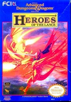 Advanced Dungeons & Dragons : Heroes Of The Lance