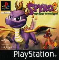 Spyro The Dragon 2