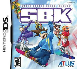SBK : Snowboard Kids