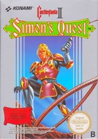 Castlevania II : Simon's Quest