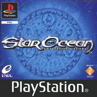 Star Ocean : The Second Story