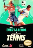Chris Evert & Ivan Lendl In Top Players' Tennis