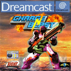 Charge'n Blast