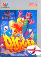 Digger T. Rock : The Legend Of The Lost City