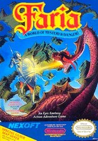 Faria : A World Of Mystery & Danger !