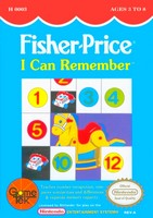 Fisher Price : I Can Remember