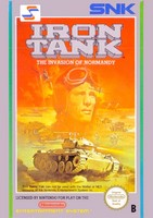 Iron Tank : The Invasion Of Normandy